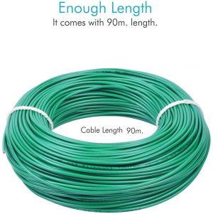 1 Sq mm 90 m Wire (MOQ:5P)