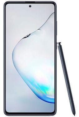 Samsung Galaxy Note10 Lite (Aura Black, 8GB RAM, 128GB Storage) with No Cost EMI/Additional Exchange Offers