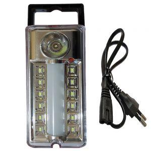 Rechargeable LED Emergency Lantern & Flashlight (MOQ:10P)