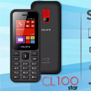 COLORS CL-100 Star Keypad Phone (MOQ:5P)