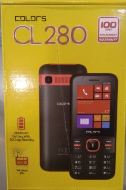Colors CL-280 Mobile Phone (MOQ-5P)