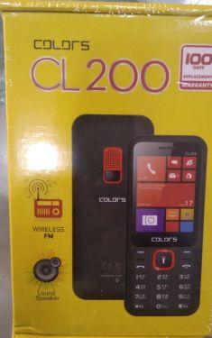 Colors CL-200 Keypad Phone Set (MOQ:5P)
