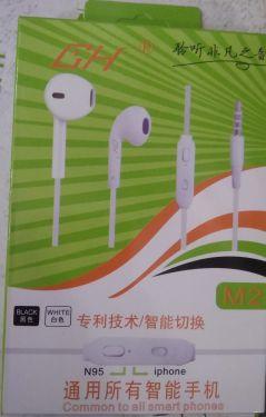 GH Normal Earphone (MOQ:10P)