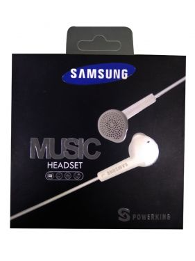 Samsung Earphone (Powerking) (MOQ:10p)