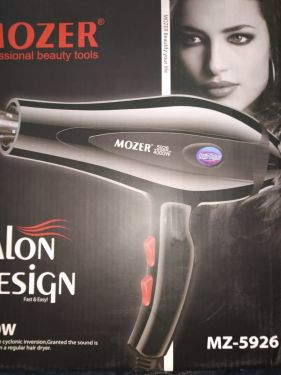 Hair Dryers MZ5926 (MOQ:5P)