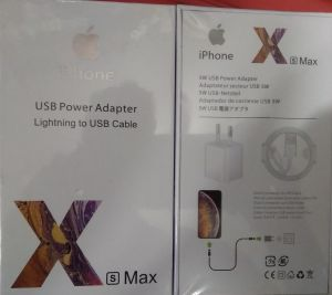 Iphone Xs Max Mobile Charger (MOQ:5P)