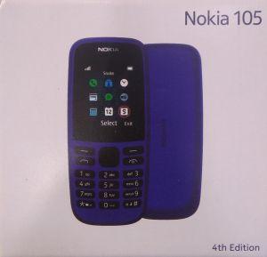 Nokia 105 Dual SIM Mobile (MOQ:5P)