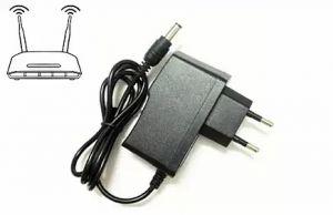9V1A Power Supply Adapter 100-240V AC to DC 9V Transformers (MOQ:12 Pcs.)