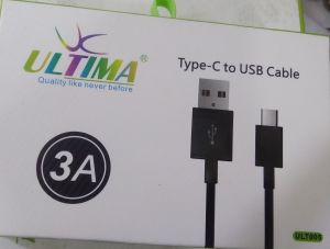 Type C Cable Ultima Datacable (MOQ:10p)