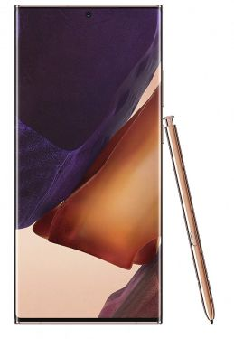 Samsung Galaxy Note 20 Ultra 5G (Mystic Bronze, 12GB RAM, 128GB Storage) with No Cost EMI/Additional Exchange Offers