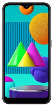Samsung Galaxy M01 (Black, 3GB RAM, 32GB Storage)