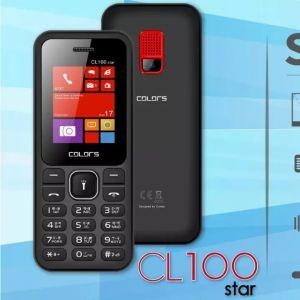 COLORS CL-100 Star|Keypad Phone (MOQ:5P)