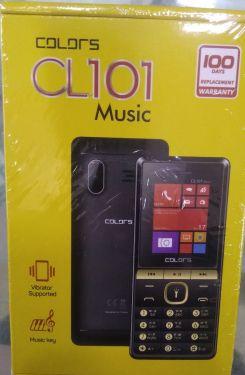 COLORS CL-101 Music|KeyPad Set (MOQ:5P)