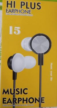 Earphone HiPlus I5 (MOQ:10P)