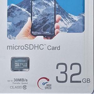 32GB microSDHC  Memory Cards (MOQ:10P)