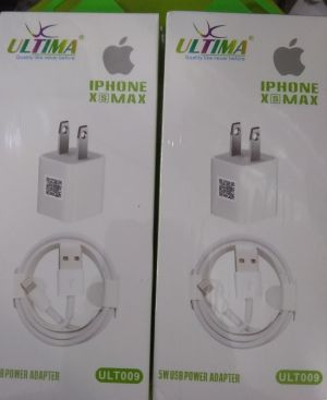 Iphone Xs Max Ultima Mobile Charger (MOQ:5P)